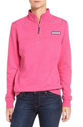 Vineyard Vines Women's 'Shep' Whale Embroidered Pullover