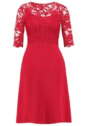 Wallis Cocktail Dress Party Dress Red
