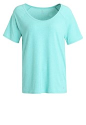 Gap Basic Tshirt Water Garden Green Mint