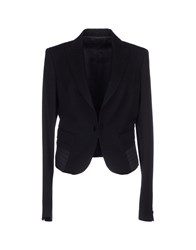 Neil Barrett Suits And Jackets Blazers Women Black
