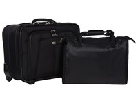 Samsonite Business One Mobile Office Black Briefcase Bags
