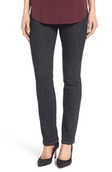 Jag Jeans Petite Women's 'Peri' Pull On Stretch Straight Leg Late Night Wash