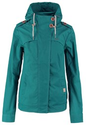 Ragwear Ewok Summer Jacket Green
