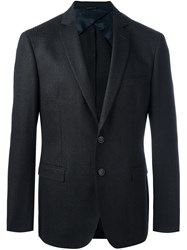 Tonello Single Breasted Suit Jacket Grey