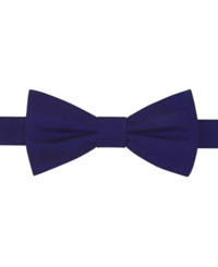 Tommy Hilfiger To Tie Solid Bow Tie Pacifico