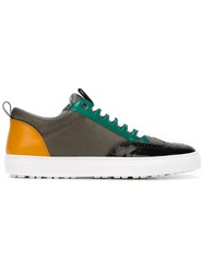 Dsquared2 Brogue Detailing Sneakers Grey