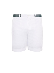 Incotex Stretch Cotton Twill Shorts