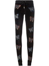 Philipp Plein 'Light' Track Pants Black