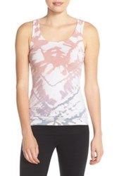 Hard Tail Cotton Tank Gray