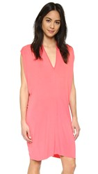 Clayton Cove Dress Coral