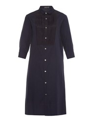 Undercover Tux Shirt Cotton Dress