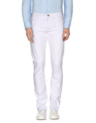 Blauer Trousers Casual Trousers Men White