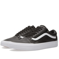 Vans Old Skool Zip Premium Black