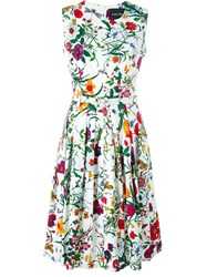 Samantha Sung 'Rachel' Floral Dress Multicolour