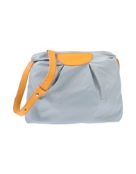 Nannini Medium Fabric Bags Grey