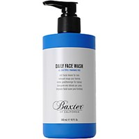 Baxter Of California Men's Daily Face Wash No Color