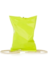 Anya Hindmarch Crisp Packet Neon Clutch
