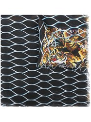 Kenzo 'Flying Tiger' Scarf Multicolour