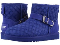 Ugg Marilu Double Diamond Night Sky Women's Cold Weather Boots Blue