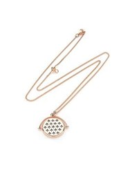 Katie Rowland Twilight Reversible Pendant Rose Gold