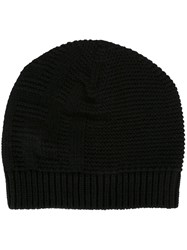 Fendi Knit Beanie Black