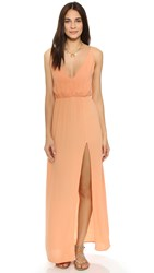 Blue Life High Tide Maxi Dress Papaya
