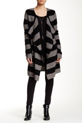 Sen Melina Striped Cardigan Multi