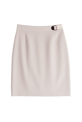 Hugo Stretch Jersey Pencil Skirt Rose