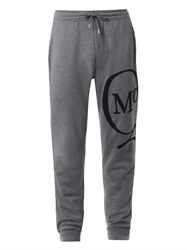 Mcq By Alexander Mcqueen Logo Print Track Pants