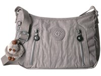 Kipling Anaelle Crossbody Slate Grey Cross Body Handbags Multi