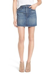Joe's Jeans Women's Joe's 'Collector's Crescendo' A Line Denim Skirt Antonia