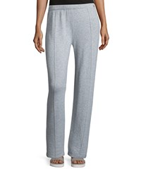 Escada Wide Leg Cashmere Pants Flannel