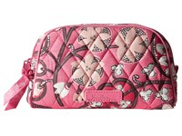 Vera Bradley Small Zip Cosmetic Blush Pink Cosmetic Case