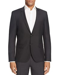 Hugo Arti Slim Fit Sport Coat Black