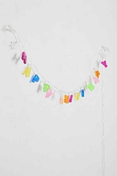 Happy Birthday String Lights Urban Outfitters