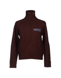 Wesc Cardigans Cocoa