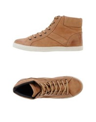 Kiomi High Tops And Trainers Camel