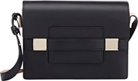 Delvaux Women's Madame Pm Shoulder Bag Black