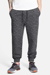 Globe 'Barkley' French Terry Jogger Pants Black