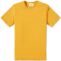 Folk Everyday Tee Yellow