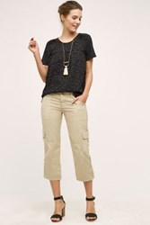 Anthropologie Utility Crops Sand