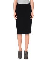 Massimo Rebecchi Skirts Knee Length Skirts Women Black