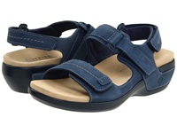 Aravon Katy Navy Women's Sandals
