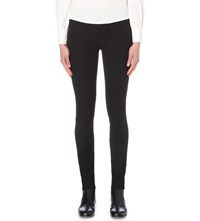 Joseph Skinny Stretch Gabardine Leggings 010 Black