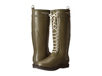 Ilse Jacobsen Rub 1 Army Women's Boots Green