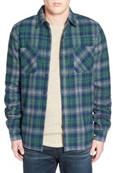 Men's Threads For Thought Lined Flannel Work Shirt