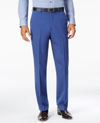 Sean John Men's Classic Fit New Blue Pants