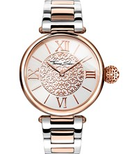 Thomas Sabo Glam And Soul Karma Stainless Steel Watch