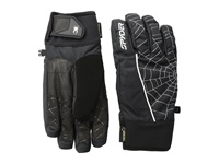 Spyder Underweb Ski Glove Black White Ski Gloves