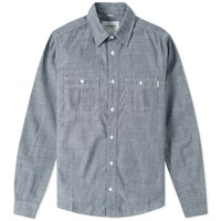 Carhartt Clink Shirt Blue
